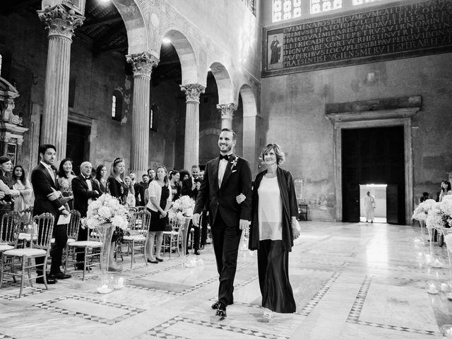 Fabio and Marta's Wedding in Rome, Italy 50