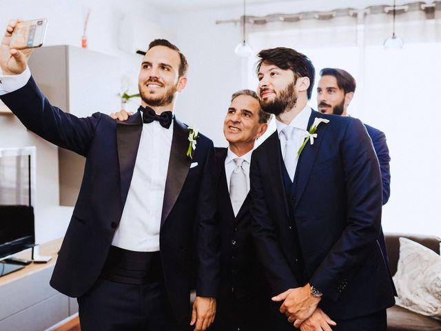 Fabio and Marta's Wedding in Rome, Italy 65