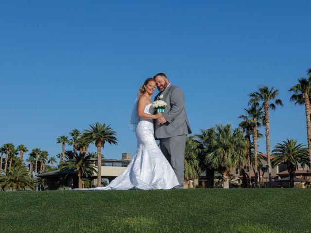 Matthew and Elizabeth's Wedding in Las Vegas, Nevada 1
