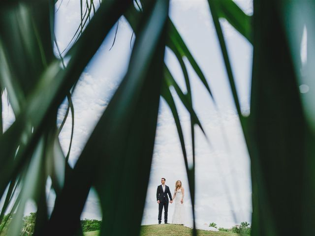 The wedding of Lindsey and Mayer