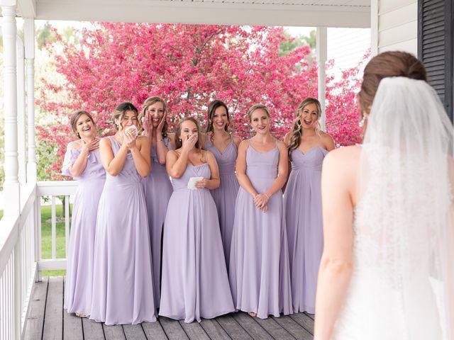 Javi and Adrienne's Wedding in Lafayette, Indiana 7