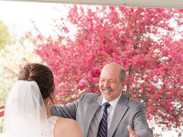 Javi and Adrienne's Wedding in Lafayette, Indiana 8