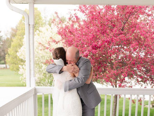Javi and Adrienne's Wedding in Lafayette, Indiana 9