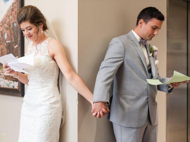 Javi and Adrienne's Wedding in Lafayette, Indiana 11