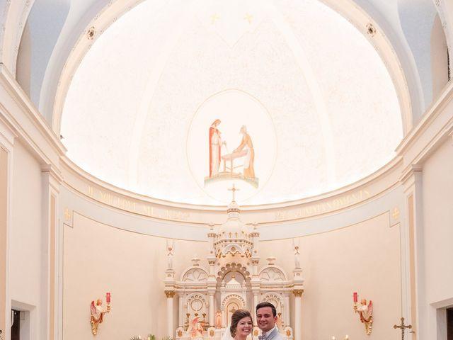 Javi and Adrienne's Wedding in Lafayette, Indiana 14