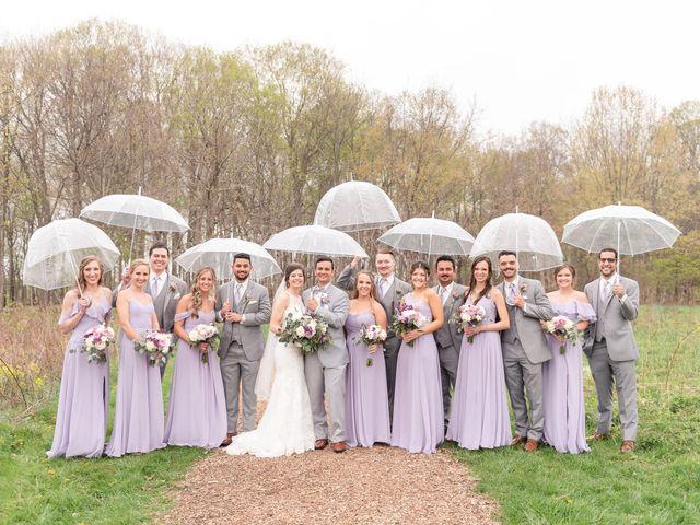 Javi and Adrienne's Wedding in Lafayette, Indiana 15
