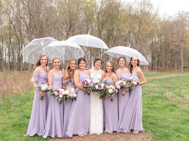 Javi and Adrienne's Wedding in Lafayette, Indiana 16