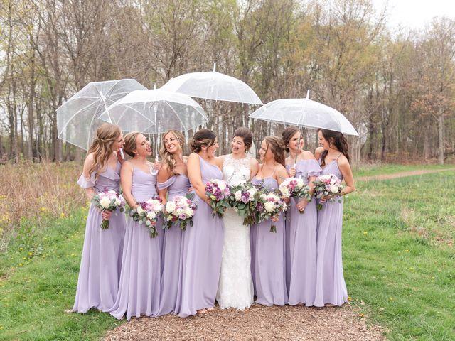 Javi and Adrienne's Wedding in Lafayette, Indiana 17