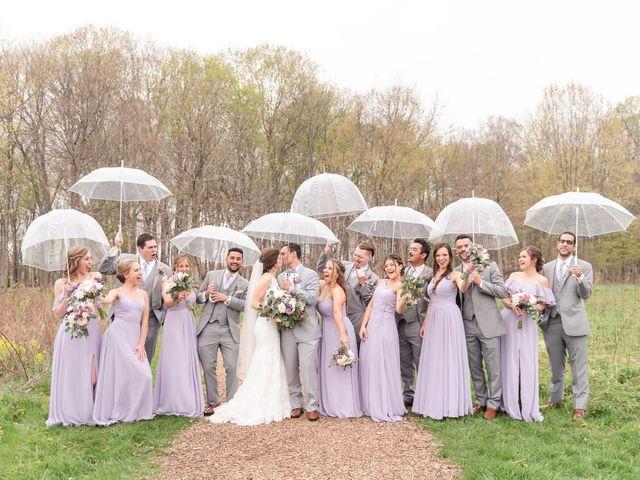 Javi and Adrienne's Wedding in Lafayette, Indiana 18