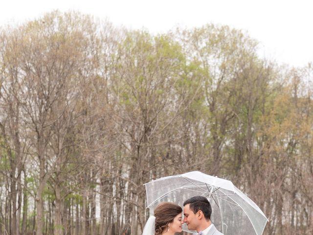 Javi and Adrienne's Wedding in Lafayette, Indiana 21