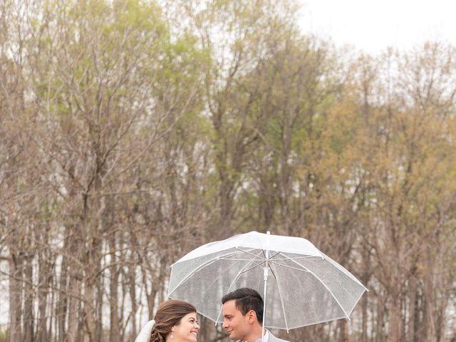 Javi and Adrienne's Wedding in Lafayette, Indiana 23