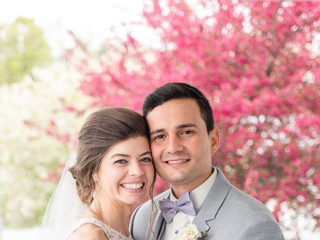 Javi and Adrienne's Wedding in Lafayette, Indiana 24