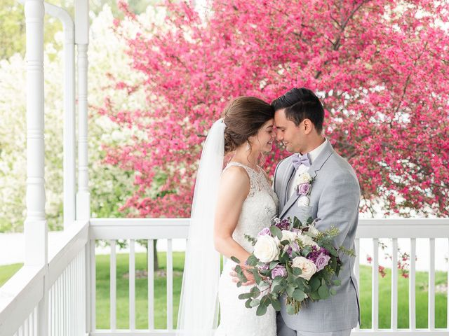 The wedding of Adrienne and Javi