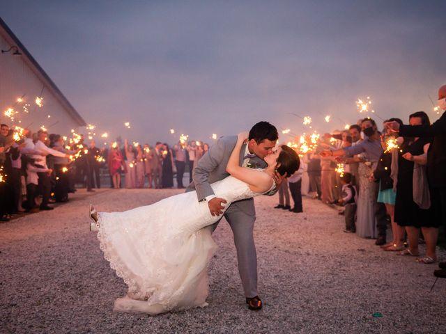Javi and Adrienne's Wedding in Lafayette, Indiana 31