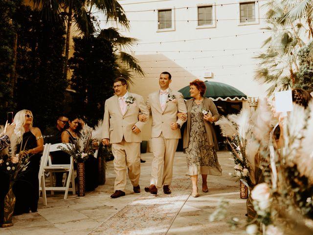 James and Rachel's Wedding in Lake Worth, Florida 65