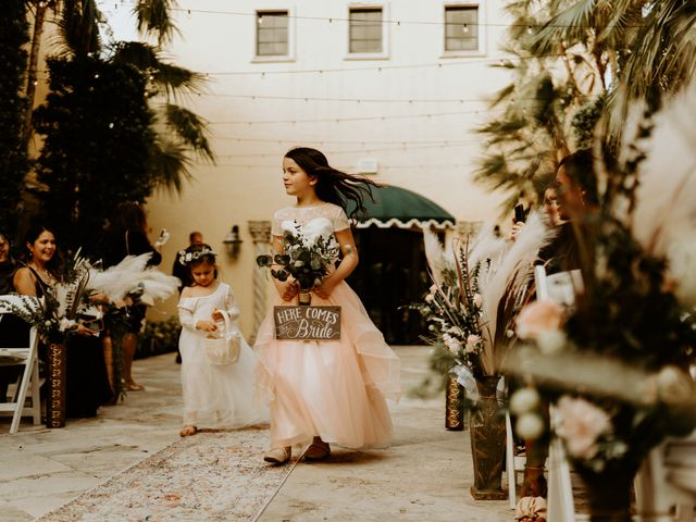 James and Rachel's Wedding in Lake Worth, Florida 67