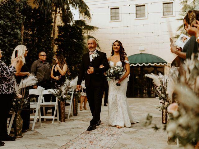 James and Rachel's Wedding in Lake Worth, Florida 68
