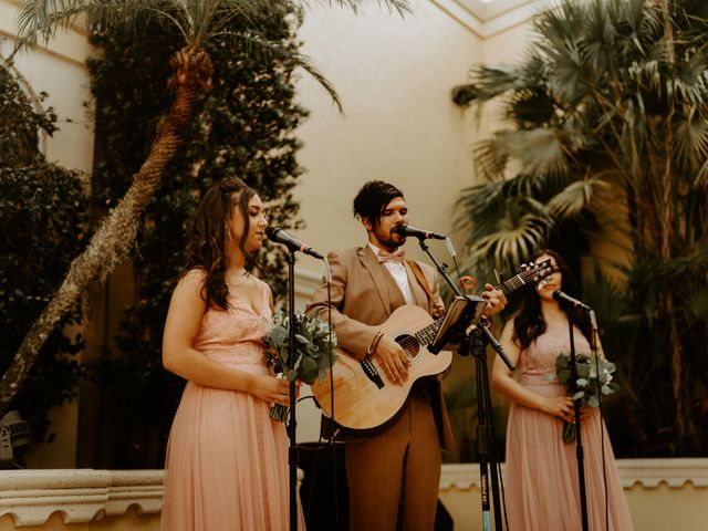 James and Rachel's Wedding in Lake Worth, Florida 84