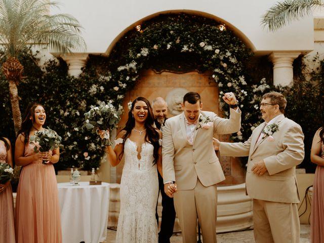 James and Rachel's Wedding in Lake Worth, Florida 89