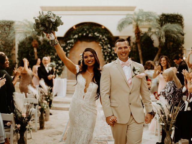 James and Rachel's Wedding in Lake Worth, Florida 90