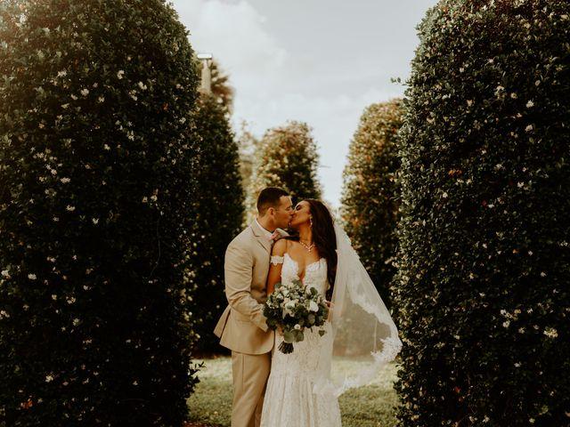 James and Rachel's Wedding in Lake Worth, Florida 92