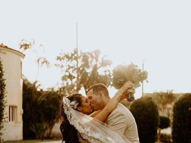 James and Rachel's Wedding in Lake Worth, Florida 94