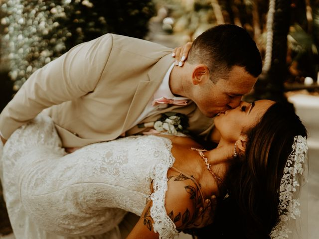James and Rachel's Wedding in Lake Worth, Florida 99
