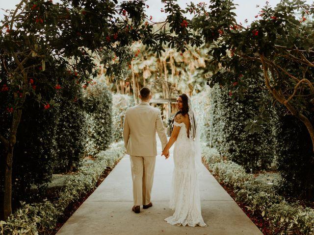 James and Rachel's Wedding in Lake Worth, Florida 101