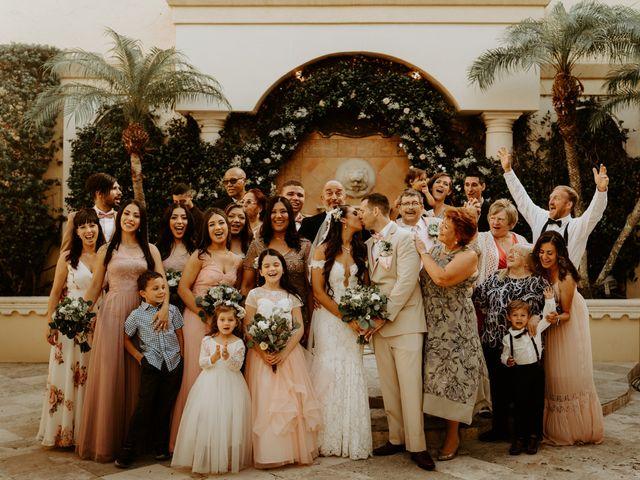 James and Rachel's Wedding in Lake Worth, Florida 106