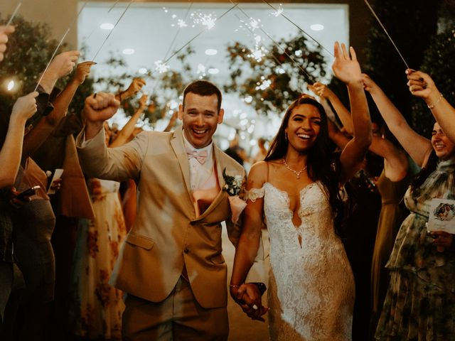 James and Rachel's Wedding in Lake Worth, Florida 138