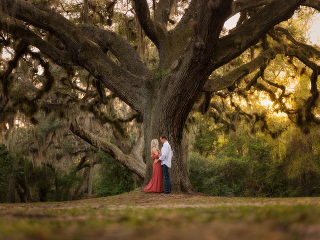 Alan and Kelsey's Wedding in Green Cove Springs, Florida 4