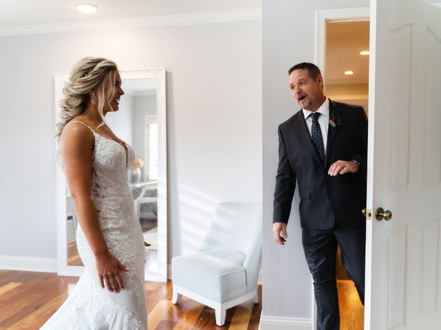 Alan and Kelsey's Wedding in Green Cove Springs, Florida 10