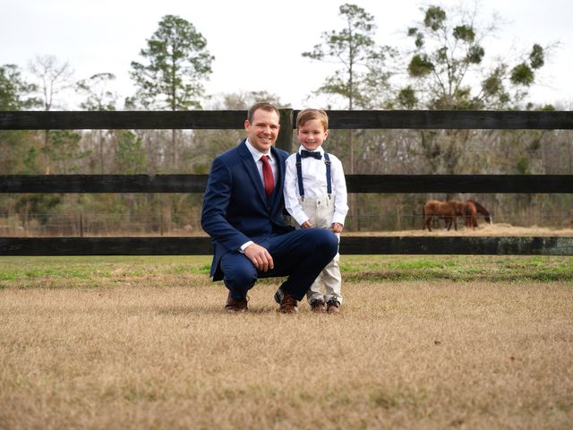 Alan and Kelsey's Wedding in Green Cove Springs, Florida 13