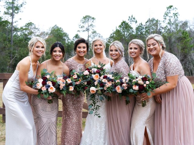 Alan and Kelsey's Wedding in Green Cove Springs, Florida 16