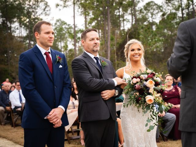 Alan and Kelsey's Wedding in Green Cove Springs, Florida 17