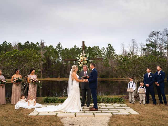 Alan and Kelsey's Wedding in Green Cove Springs, Florida 18