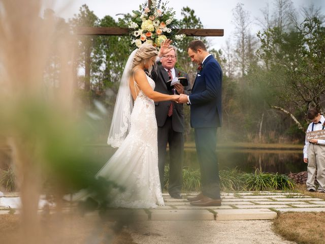 Alan and Kelsey's Wedding in Green Cove Springs, Florida 20