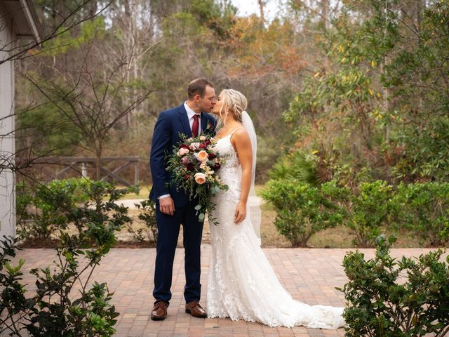 Alan and Kelsey's Wedding in Green Cove Springs, Florida 21
