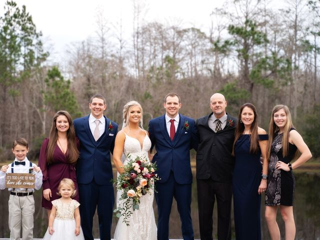 Alan and Kelsey's Wedding in Green Cove Springs, Florida 22