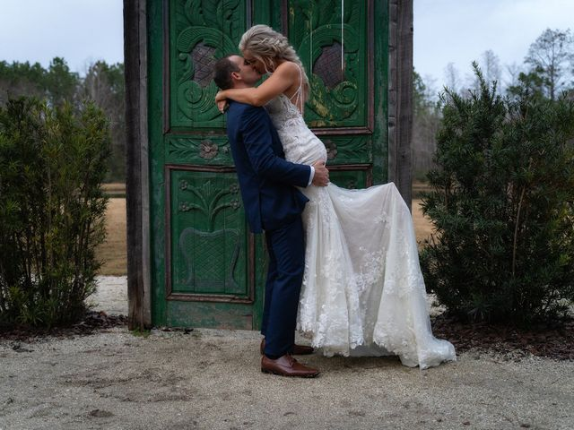 Alan and Kelsey's Wedding in Green Cove Springs, Florida 23