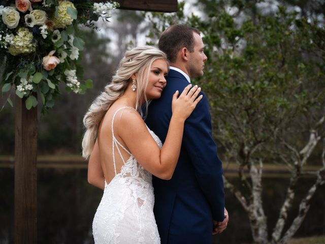 Alan and Kelsey's Wedding in Green Cove Springs, Florida 24