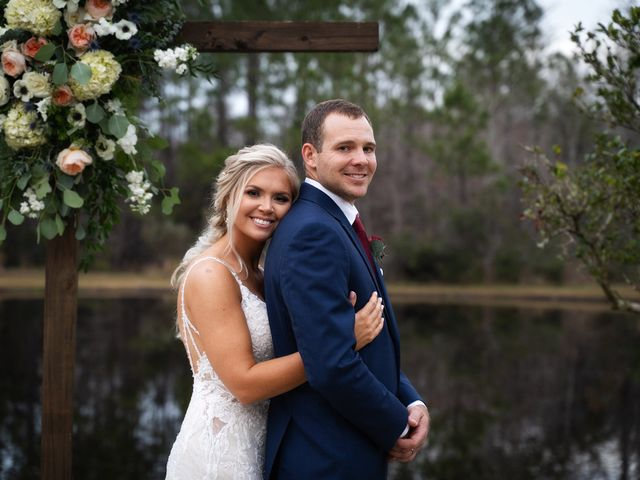 Alan and Kelsey's Wedding in Green Cove Springs, Florida 25