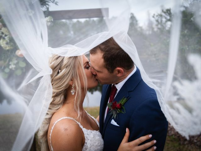 Alan and Kelsey's Wedding in Green Cove Springs, Florida 26