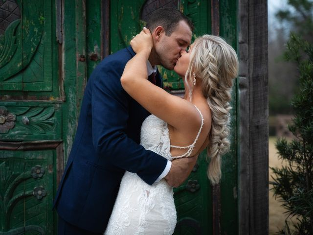 Alan and Kelsey's Wedding in Green Cove Springs, Florida 28