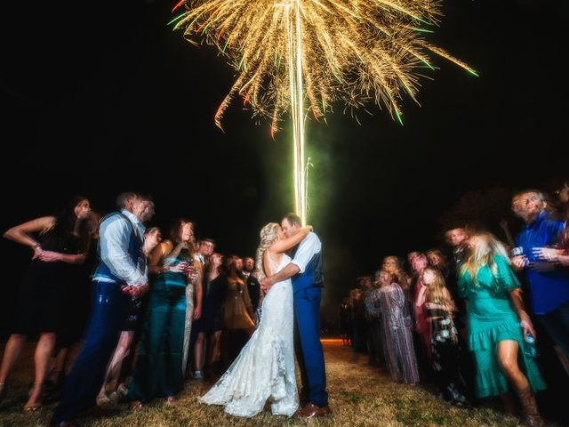 Alan and Kelsey's Wedding in Green Cove Springs, Florida 36