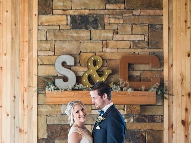 Sheridan and Connor's Wedding in Coweta, Oklahoma 9