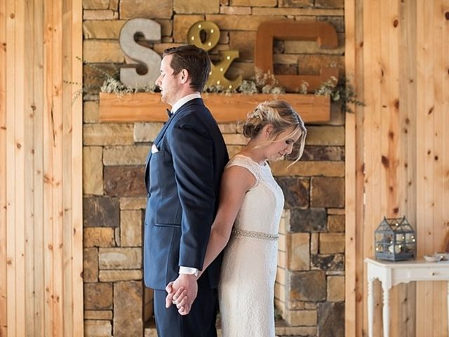 Sheridan and Connor's Wedding in Coweta, Oklahoma 7