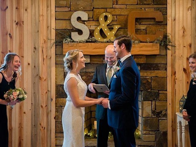 Sheridan and Connor's Wedding in Coweta, Oklahoma 12