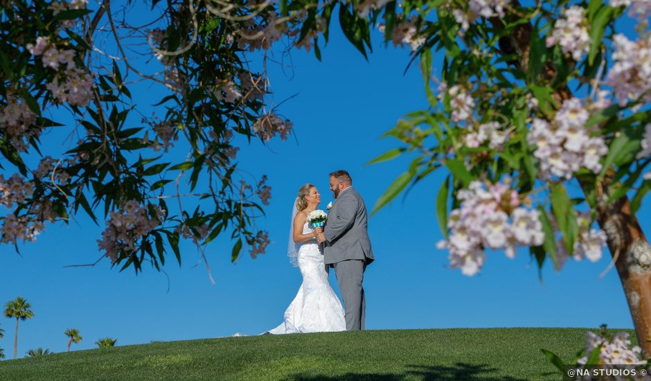 Matthew and Elizabeth's Wedding in Las Vegas, Nevada
