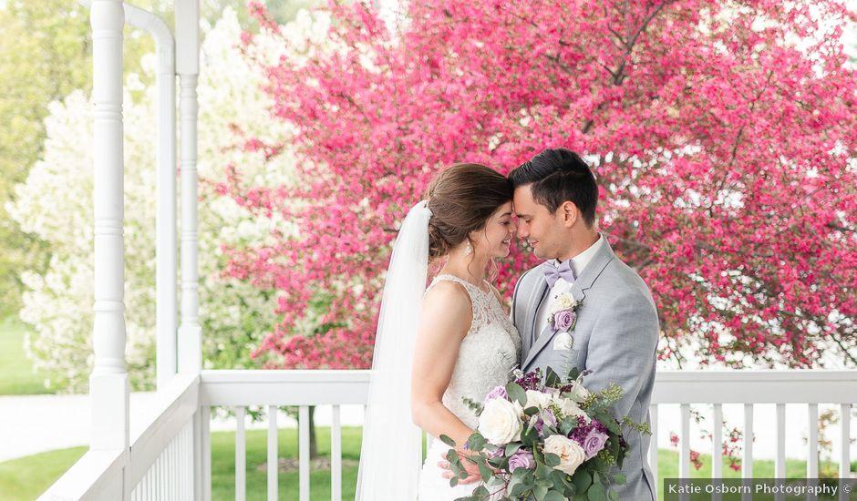 Javi and Adrienne's Wedding in Lafayette, Indiana
